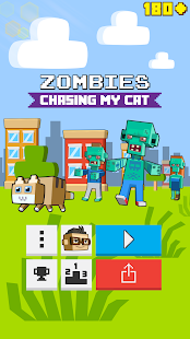 Zombies Chasing My Cat- screenshot thumbnail