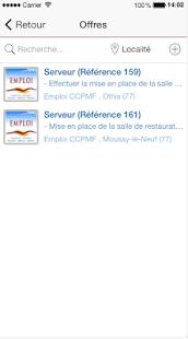 Emploi CCPMF - náhled