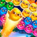 Bubble Birds V - Color Birds Shooter icon