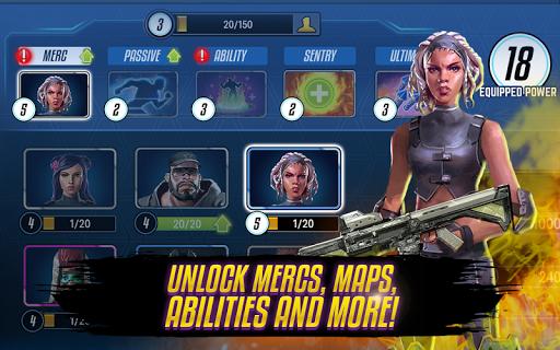 Mayhem - PvP Multiplayer Arena Shooter 1.26.0 screenshots 14