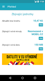 MOBIL.CZ- screenshot thumbnail