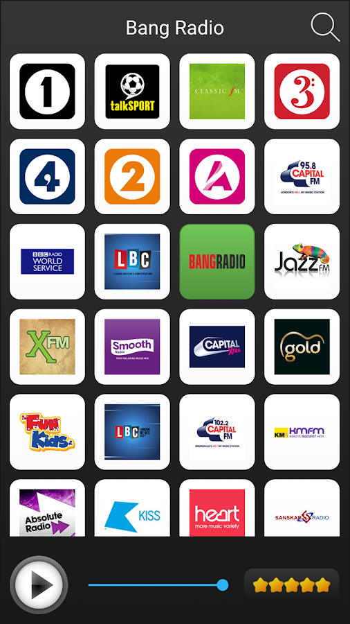 UK Radio FM Stations Online- screenshot