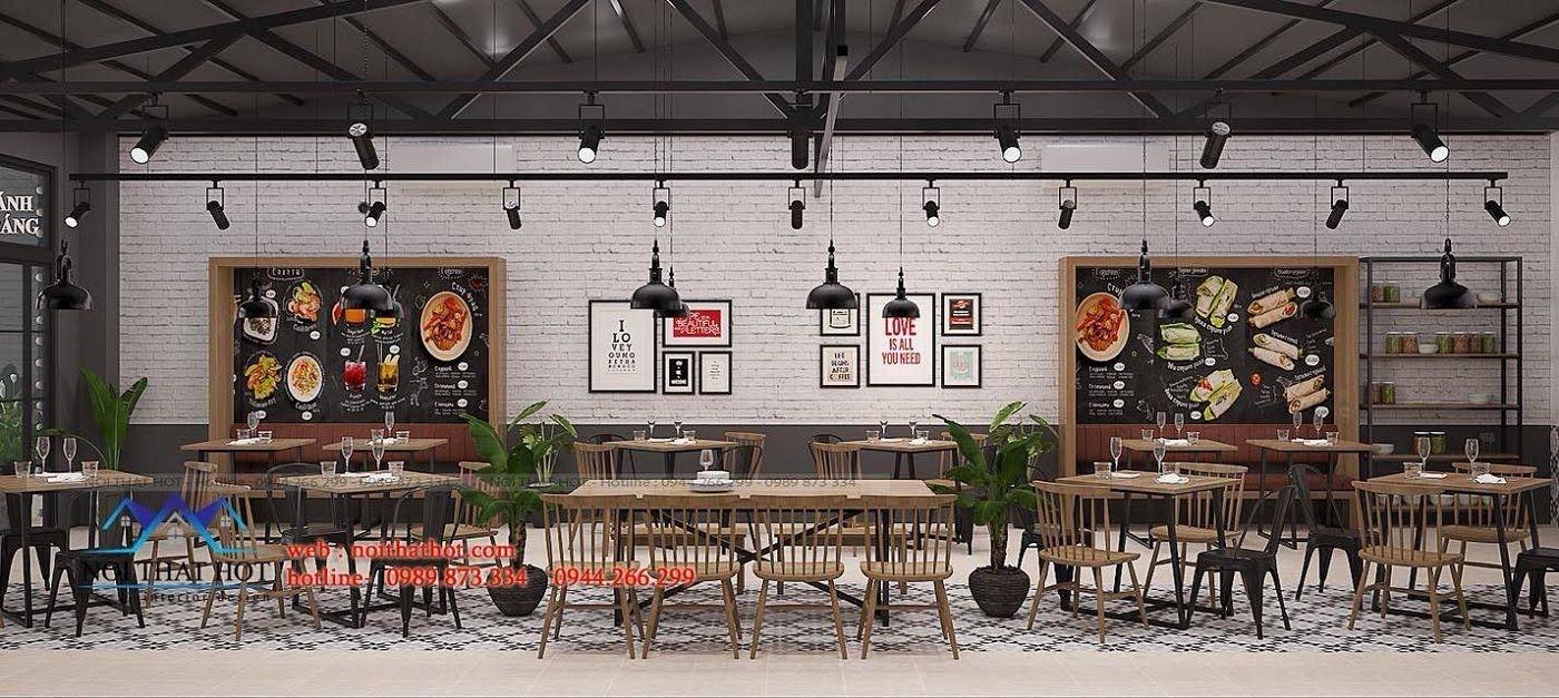 thiết kế nhà hàng bánh tráng 4
