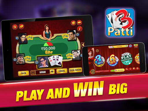 Teen Patti - Indian Poker screenshot 1