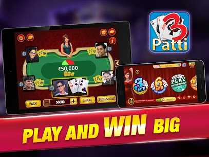 Teen Patti by Octro MOD (Unlimited Money) 1