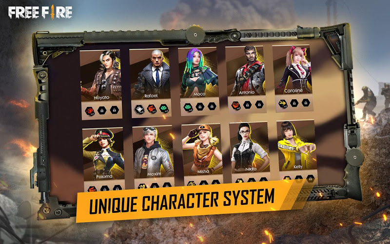 Garena Free Fire APK Cracked Free Download | Cracked Android