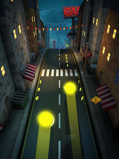 Overspin: Night Run – 3D double runner 14