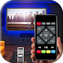 Multifunctional remote for TVs icon