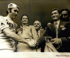 Replica van fiets waarmee Merckx in '72 werelduurrecord brak te verkrijgen voor iets meer dan 3000 euro