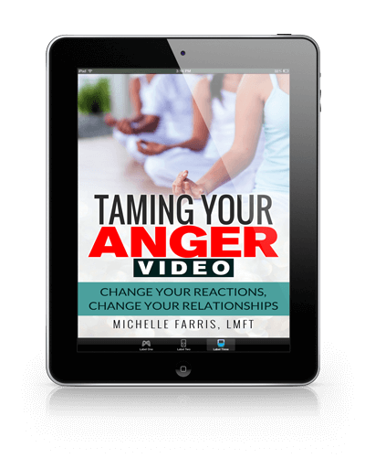 taming your anger video preview
