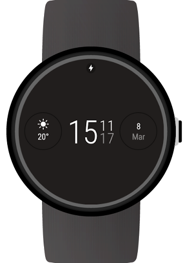 Weather for Wear OS (Android Wear)  screenshots 9