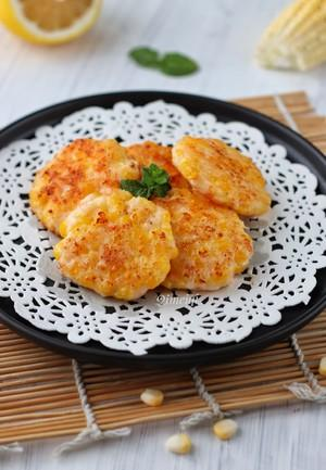 玉米虾饼_okjer.com
