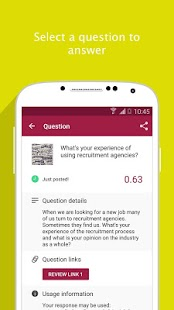 Voxpopme - Paid Video Surveys- screenshot thumbnail