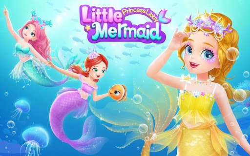 Princess Libby Little Mermaid 1.0.3 screenshots 6