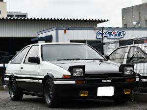スプリンタートレノ AE86 S61•GT-APEXのカスタム事例画像 ささき ゆーまさんの2019年07月15日16:43の投稿