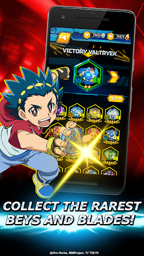 Beyblade Burst Rivals 1.2.2 screenshots 2
