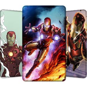 Download Iron Wallpapers 4K Art Pro APK latest version app ...
