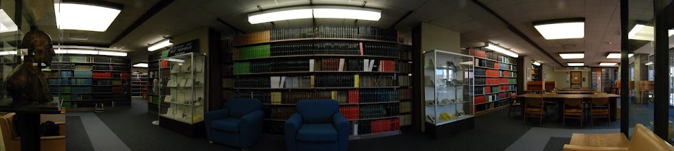 Photo: Math Library