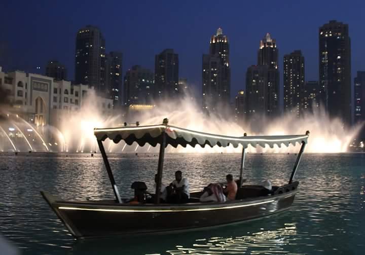 Dubai di robi alvis
