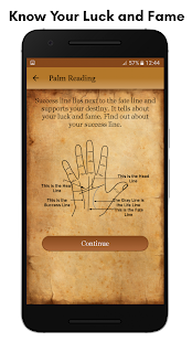 Palm Reading - Fortune Teller & Future Analysis- screenshot thumbnail