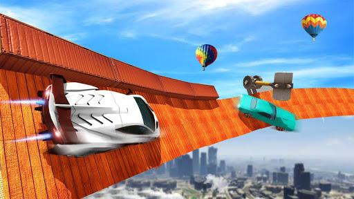 Impossible Tracks Car Stunts Racing: Stunts Games filehippodl screenshot 5