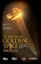 Photo: It's not too late to join us at the 26th annual Golden Spike Awards on Nov. 14, 2013. Register now at http://goldenspikeawards.com/event #GoldenSpikeAwards
