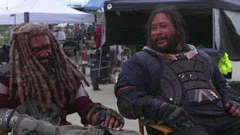 Making of The Walking Dead: Episode 804, 'Some Guy'