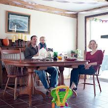 Photo: title: Leah McDonald, Ben & Clara Wentling, New Gloucester, Maine date: 2010 relationship: friends, business (art), met through Aaron Frederick years known: 0-5