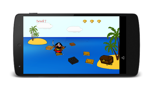 Pawpaw the Pirate - free!- screenshot thumbnail