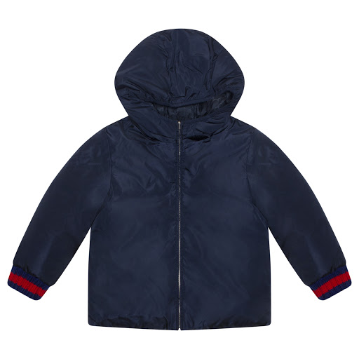 Primary image of Gucci Reversible Baby Boy Jacket