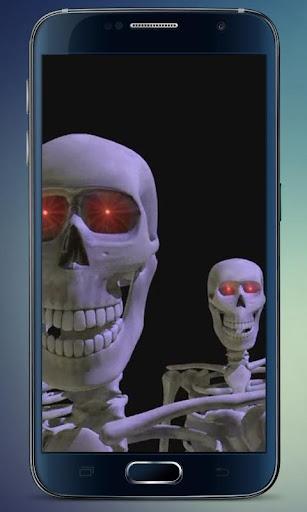 怎樣主題個人化App?簡單好用Skeleton Group Dance LWP視覺設計App客製化