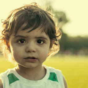 Pretty Girl by Arslan Mughal - Babies & Children Child Portraits