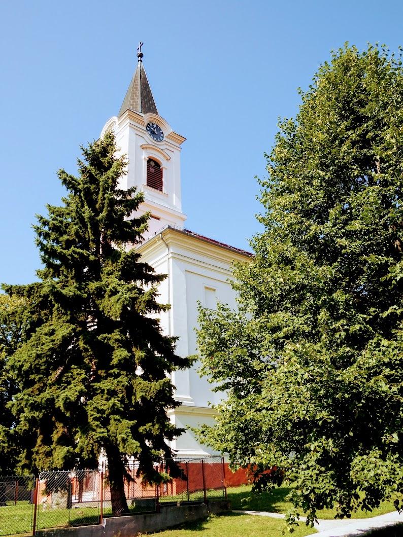Kemence - Kisboldogasszony rk. templom
