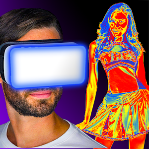 Virtual Reality Thermal Camera for PC and MAC