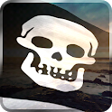 Pirate Flags Live Wallpaper icon