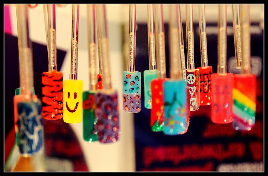 happy nail  by Jinesh Solanki - Artistic Objects Clothing & Accessories