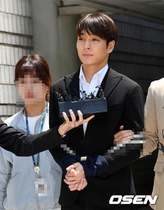 choi jonghoon relieved prison 2