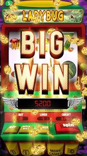 Ladybug Slot Machine