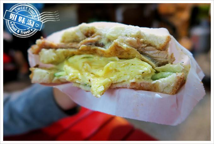 伯阿炭烤三明治古早味燒肉