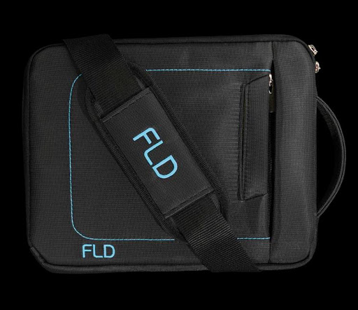 FLD, founded by young entrtepreneurs Lori Lazarus and Jonathan Feldman, have come up with a stylish accessory that helps you be kind to your gadgets.