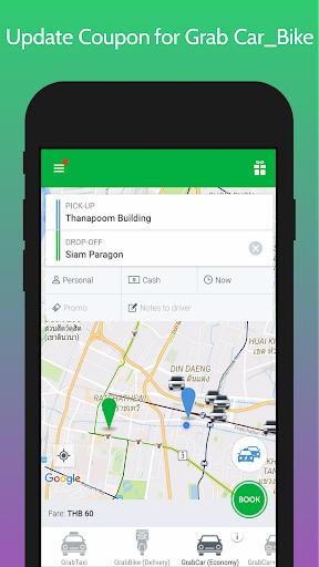 Guide Update Coupon for Grab Car_Bike 1.0 screenshots 6
