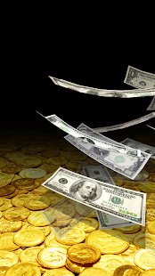 Falling Money 3D Live Wallpaper- screenshot thumbnail