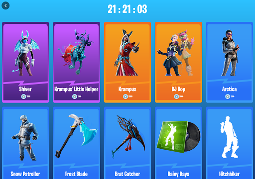 Emotes Ringtones And Daily Shop for Battle Royale screenshot 11