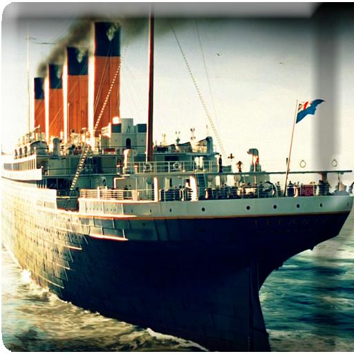 Titanic 3D Live Wallpaper