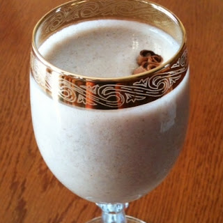 Eggnog Protein Shake • the Fit Cookie Recipe