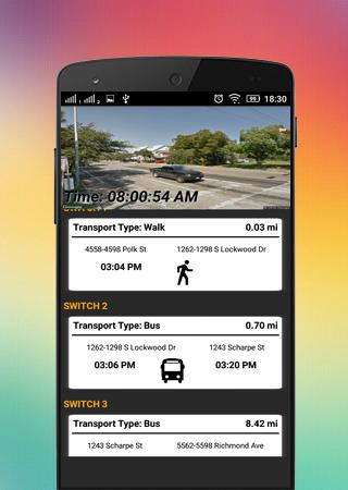 Houston Metro Transit  screenshots 5