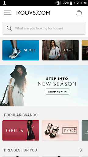 Koovs Online Shopping App 3.17.0 screenshots 2