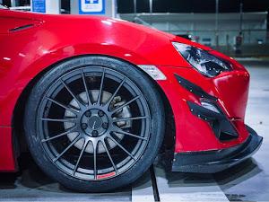 86  前期型 GT マニュアルのホイールのカスタム事例画像 越谷みっとぅさんの2018年12月16日19:58の投稿