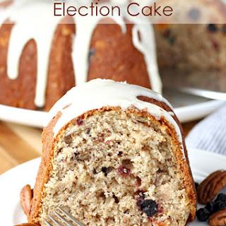 Election Cake.