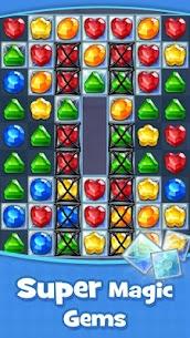 Jewel & Gems Mod Apk – Gems and Jewels Matching Adventure 4